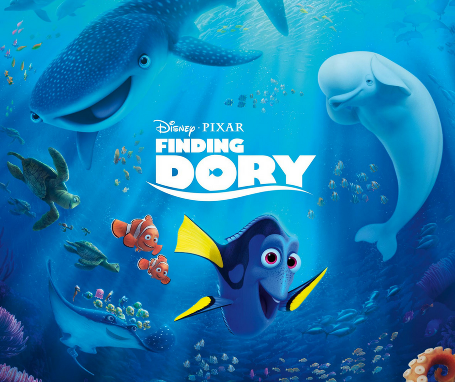 """Movie in the Park Presents, """"Finding Dory"""" Friday, June ..."""