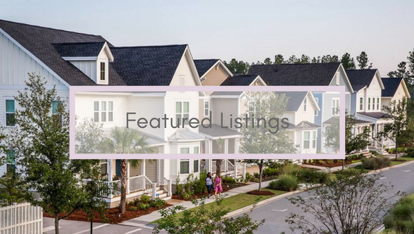 Real Estate: Featured Listings in the Summerville area